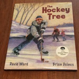 Hockey Tree David Ward Book